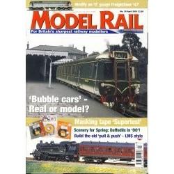 Model Rail 2001 April