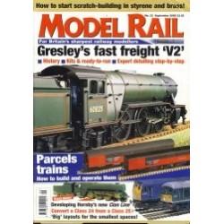 Model Rail 2000 September