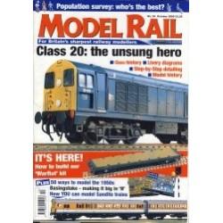 Model Rail 2000 October