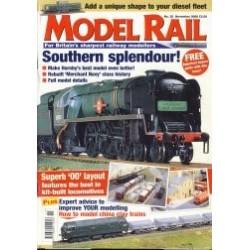 Model Rail 2000 November
