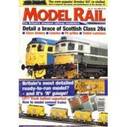 Model Rail 2000 July