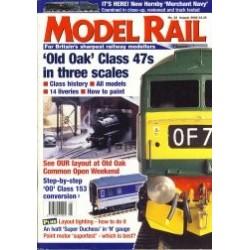Model Rail 2000 August
