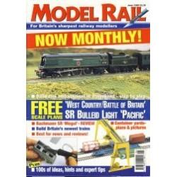 Model Rail 1999 June
