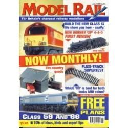 Model Rail 1999 July