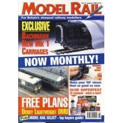 Model Rail 1999 August