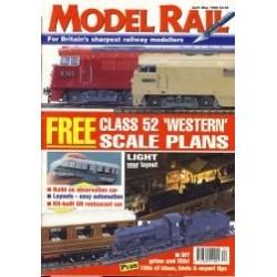 Model Rail 1999 April/May