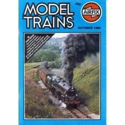 Model Trains 1980 October