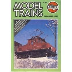 Model Trains 1980 December