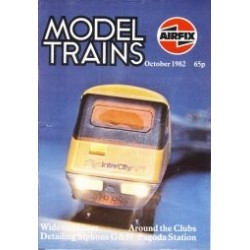 Model Trains 1982 October