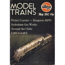 Model Trains 1982 May