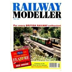 Railway Modeller 1996 May