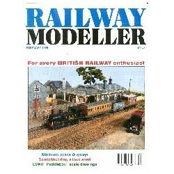Railway Modeller 1995 February