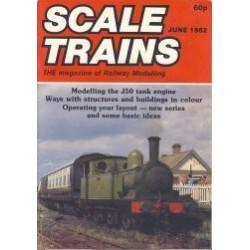 Scale Trains 1982 June