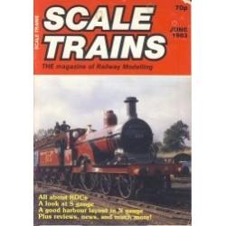 Scale Trains 1983 June