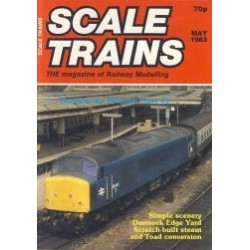 Scale Trains 1983 May