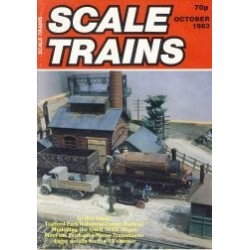 Scale Trains 1983 October