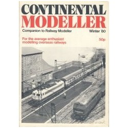 Continental Modeller 1980 Winter