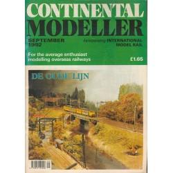 Continental Modeller 1992 September