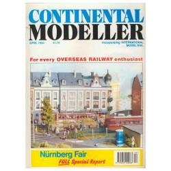 Continental Modeller 1994 April