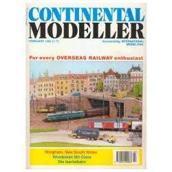 Continental Modeller 1994 February