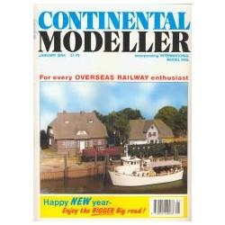 Continental Modeller 1994 January