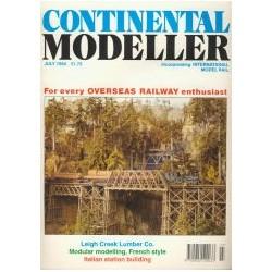 Continental Modeller 1994 July