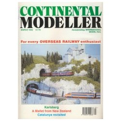 Continental Modeller 1994 March