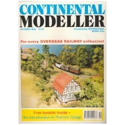 Continental Modeller 1994 October