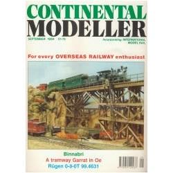 Continental Modeller 1994 September