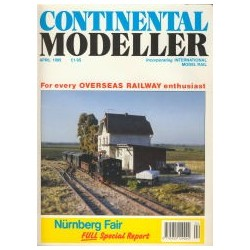 Continental Modeller 1995 April