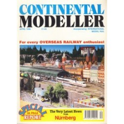 Continental Modeller 1996 April
