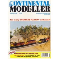 Continental Modeller 1996 January