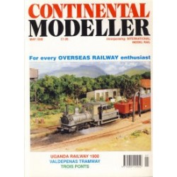Continental Modeller 1996 May