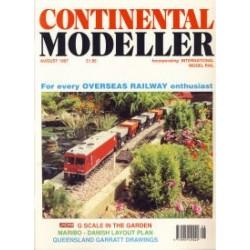 Continental Modeller 1997 August