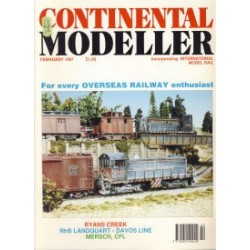 Continental Modeller 1997 February