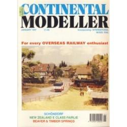 Continental Modeller 1997 January