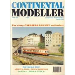 Continental Modeller 1997 July