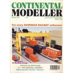 Continental Modeller 1997 March