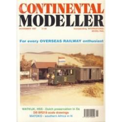 Continental Modeller 1997 November