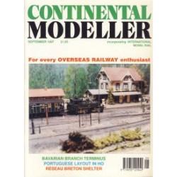 Continental Modeller 1997 September