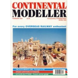 Continental Modeller 2001 February