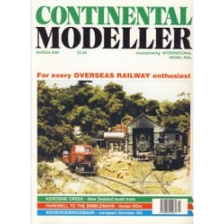 Continental Modeller 2001 March