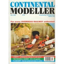 Continental Modeller 2003 July