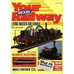 Your Model Railway 1985 April