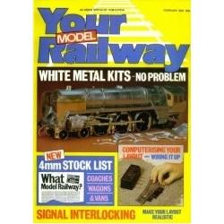 Your Model Railway 1985 February