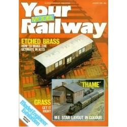 Your Model Railway 1985 January