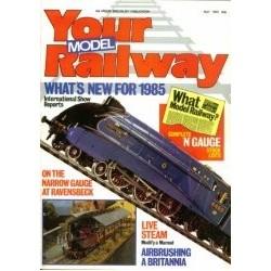 Your Model Railway 1985 May