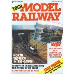 Your Model Railway 1986 February