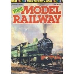 Your Model Railway 1986 July
