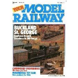 Your Model Railway 1986 May